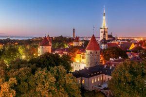 Studiereis Baltische Staten