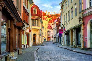 Schoolreis Tallinn Excalibur Tours