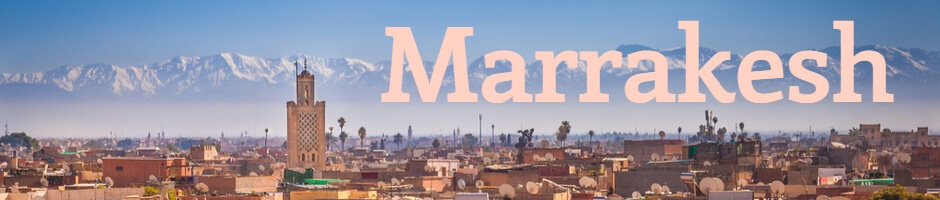 Schoolreis Marrakesh Excalibur Tours
