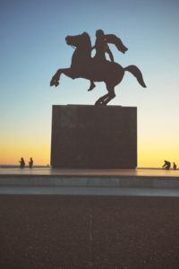 Schoolreis Thessaloniki Excalibur Tours