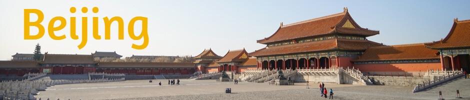 Studiereis Beijing Excalibur Tours