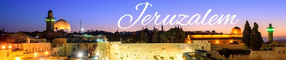 Studiereis Jeruzalem Excalibur Tours