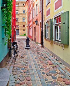 Studiereis Riga Excalibur Tours