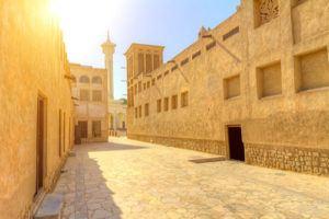 Studiereizen Dubai Excalibur Tours