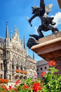 Ga op studiereis naar München met Excalibur Tours