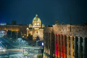 Werkweken Belgrado Excalibur Tours
