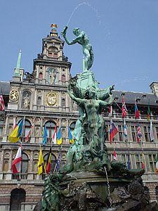 Schoolreizen en Groepsreizen Antwerpen, België - Reisvoorstel