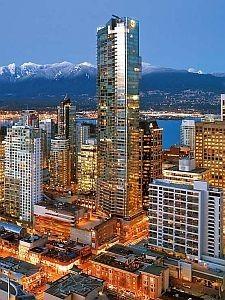 Schoolreizen en groepsreizen naar Vancouver, Canada - Reisvoorstel