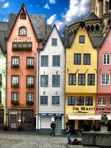Schoolreizen en groepsreizen naar Keulen, Duitsland - Reisvoorstel