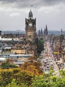 Schoolreizen en groepsreizen naar Edinburgh, Groot-Brittannië - Reisvoorstel