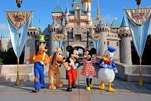 Schoolreizen en groepsreizen naar Disneyland Parijs, Frankrijk