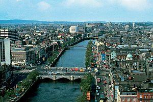Schoolreizen en groepsreizen naar Dublin, Ierland