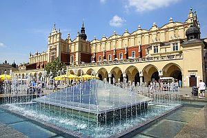 Schoolreizen en groepsreizen naar Krakau, Polen