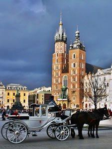 Schoolreizen en groepsreizen naar Krakau, Polen - Reisvoorstel
