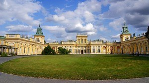 Schoolreizen en groepsreizen naar Warschau, Polen