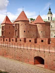 Schoolreizen en groepsreizen naar Warschau, Polen - Reisvoorstel