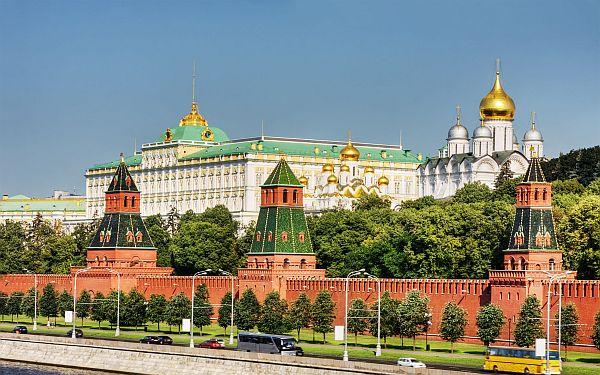 Moskou schoolreizen groepsreizen - Verblijf kathedraal ...