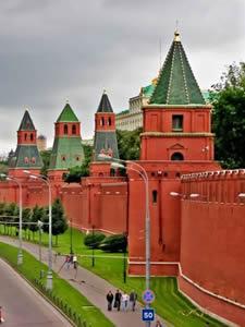Schoolreizen en groepsreizen naar Moskou, Rusland - Reisvoorstel