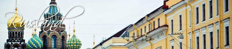 Schoolreizen en groepsreizen naar Rusland