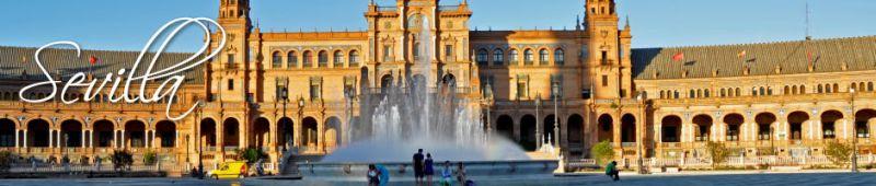 Schoolreizen en groepsreizen naar Sevilla, Spanje