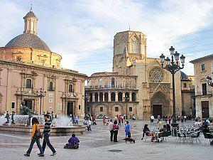 Schoolreizen en groepsreizen naar Valencia, Spanje
