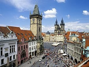Schoolreizen en groepsreizen naar Tsjechië