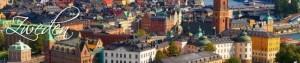 Schoolreizen en groepsreizen naar Zweden